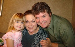 Me Geoff Lorelei Christmas 2008