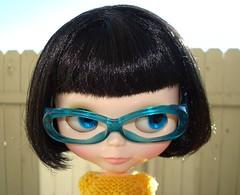 (108-365) Do glasses make you smarter?