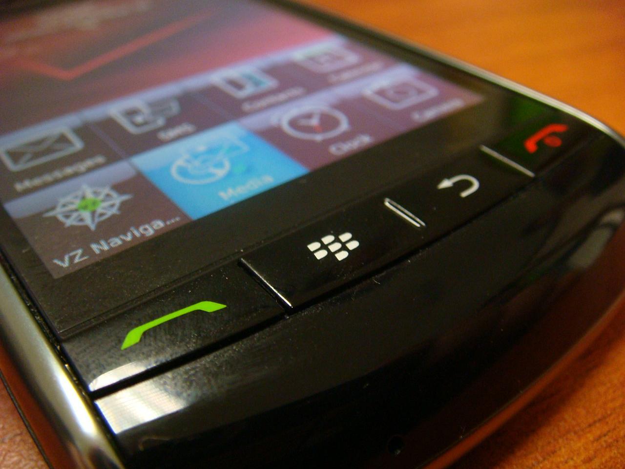 RIM recomienda sus BlackBerry