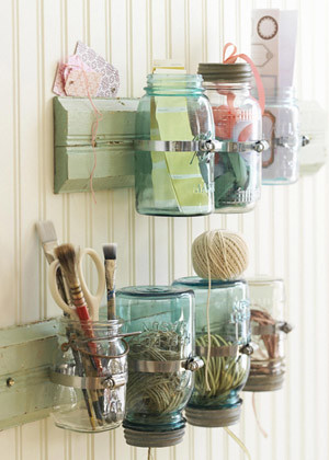 organizing craft room. Inspirational craft rooms by