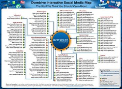 Overdrive Interactive's Social Media Map (Overdrive Interactive) Tags: advertising marketing community media map social pr conversation communications expert sociology publicrelations onlinemarketing lifestream socialmedia media20 pr20 socialmediamarketing socialmediamap overdriveinteractive harrygold