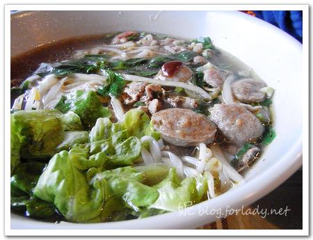 越南銘記 牛肉丸子河粉
