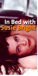 in bed with susie