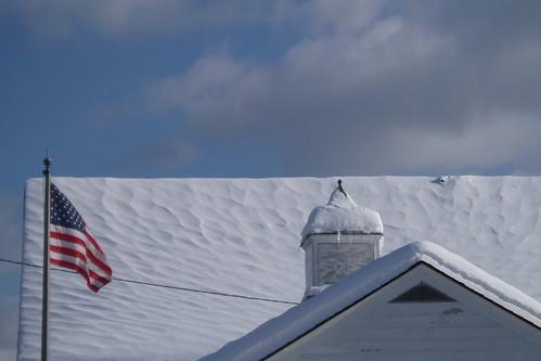 Flag Roof 02