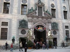 Residenz Christmas Market