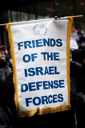 Pro Israel Demo Gazakrieg 2008/09