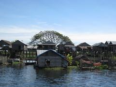Tonle Sap Boat to Battambang