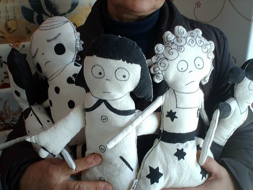 chochas dolls by fabrica_do_arcoiris.
