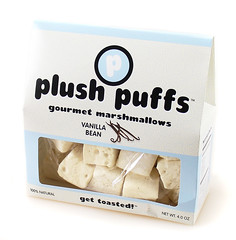 New Packaging & Marshmallow Size for Plush Puffs