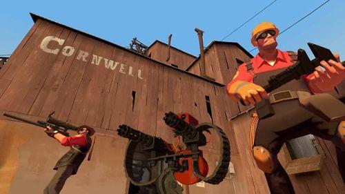 Team Fortress 2: nauja klasė ir žaidimo tipas