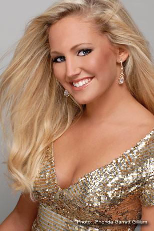 Courtney Parker, Miss Alabama Teen USA 2008