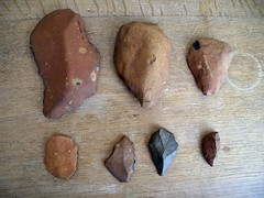 stone tool finds