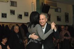 Tangoy: Osvaldo Natucci con Monica Maria (rogimmi) Tags: italia milano danza ballo tangoargentino lezione milonga tangoy monicamaria osvaldonatucci