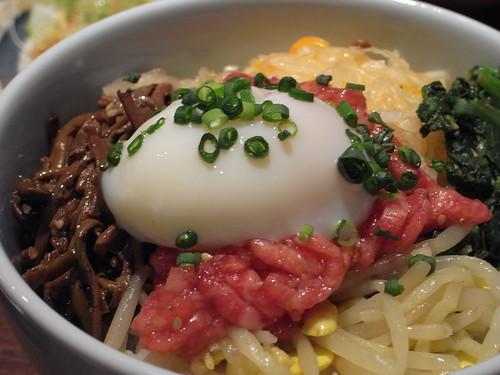 ビビンバ Bibimbap 비빔밥