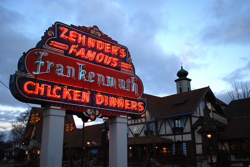 Day Trip:  Frankenmuth, Michigan