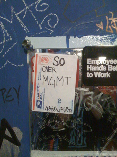 So over MGMT