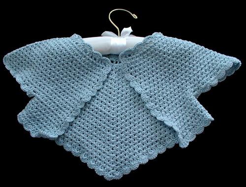 baby blue jacket