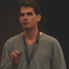 Mike Smith from the W3C