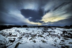 Life force (Ptur Gunn Photograpphy) Tags: life winter sky sun snow dark geotagged iceland force angle sony magic wide sigma alfa 100 magical 1020 hdr sland a100 lifeforce ptur gunnarsson natuer peturgunnarsson