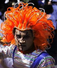 Carnaval Merida 2009 Chucky