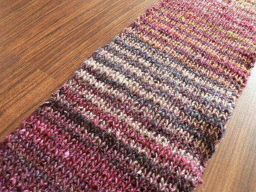my first noro scarf 003