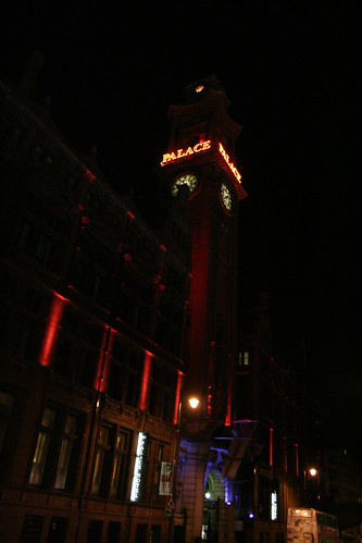 Manchester by Night - Palace Theatre