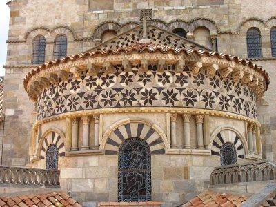 Catedral de Ntra. Sra. del Puy-en-Velay.