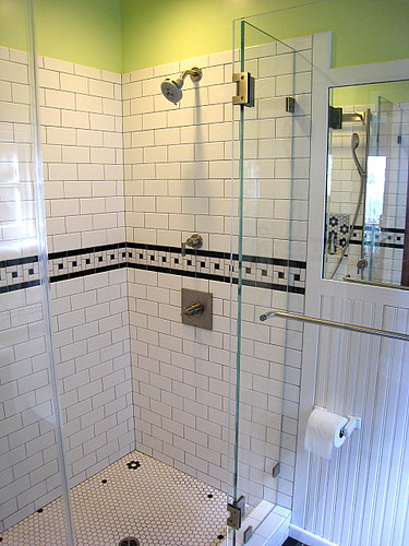 Master Bath - Shower etc