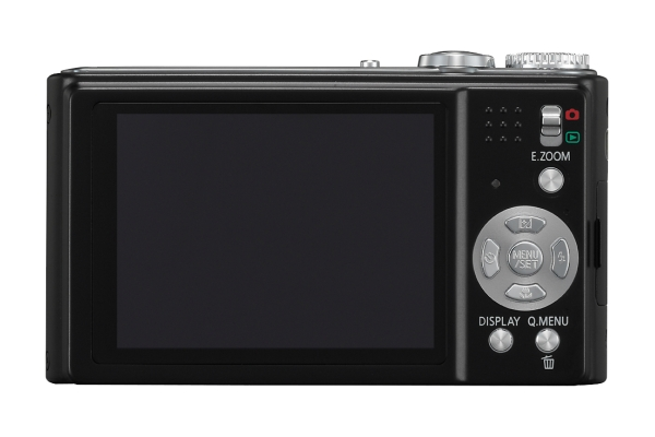 Panasonic Lumix DMC-ZX1 Back