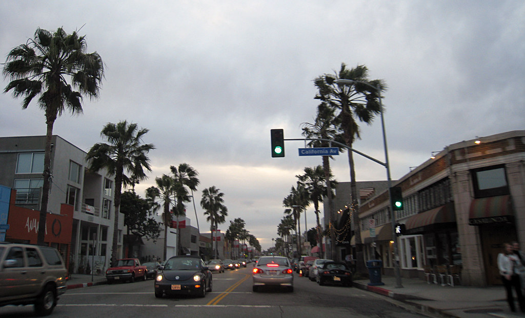 abbot kinney+california ave+venice beach