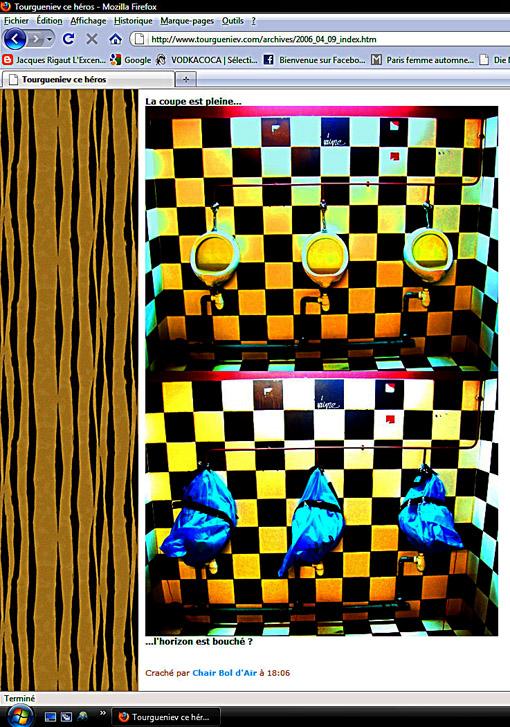 Rrose Selavy Marcel Duchamp urinoir