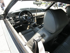 DSCN8270 (lane.bailey) Tags: convertible mustang fo carshow 1983car srbccarshow2011