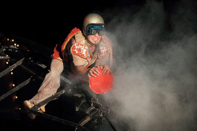 Laatste voorstelling Flamazin door Pyromantiek