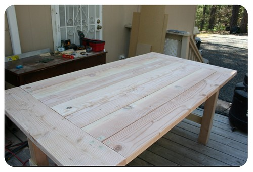 for a new dining table building a garden table wooden coffee table