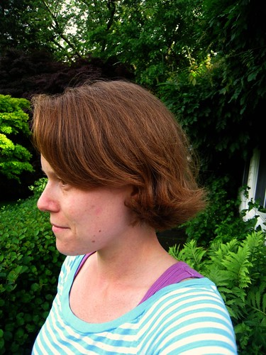 Hair side