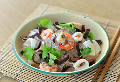 Thai Cellophane Noodle Salad
