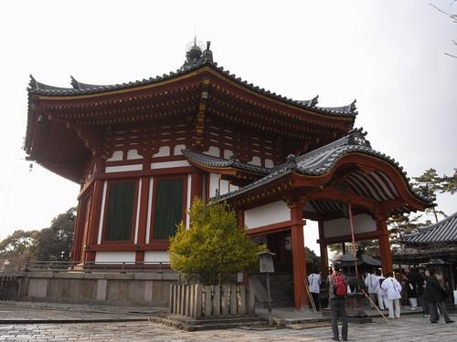 9番札所「興福寺南円堂」