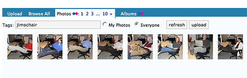 Flickr Photo Gallery Selector 1