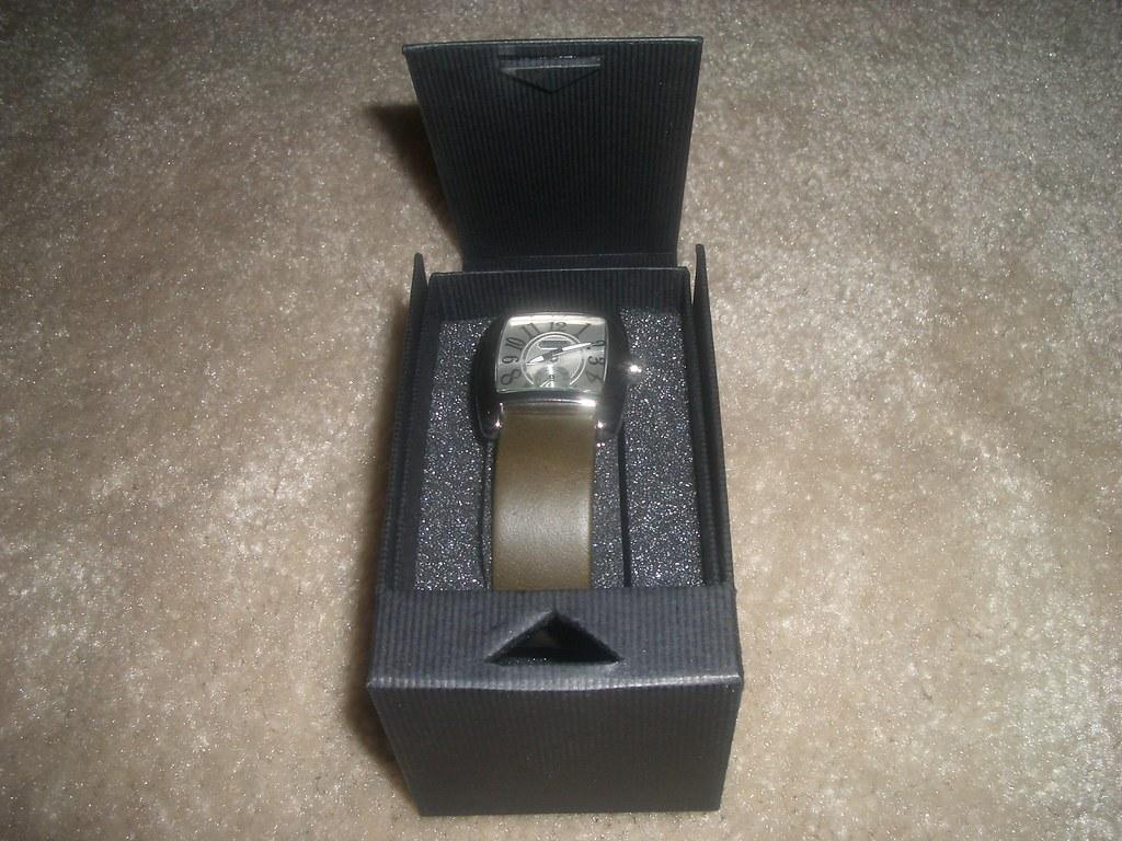 Boccia 600 Titanium Wrist Watch