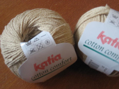 Katia cotton comfort
