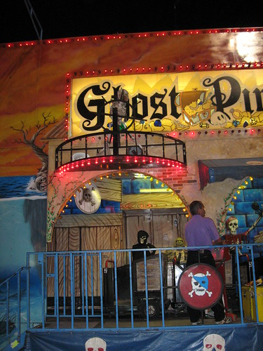 Ghost Pirates Dark Ride