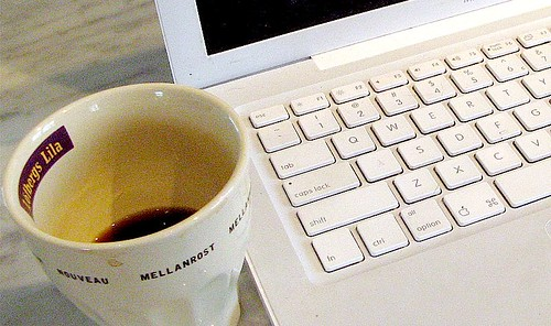 coffee and blogs