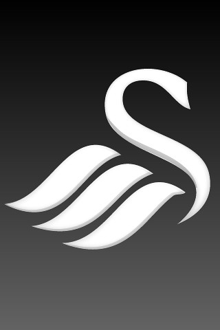 wallpaper city black and white. Swansea City iPhone Wallpaper