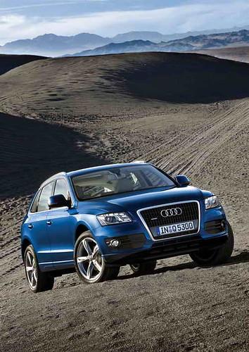 Audi Q5 Car