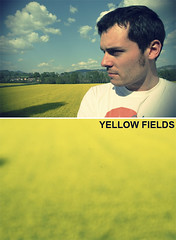 (la_sendi) Tags: flowers sky yellow fields umbria waitingforthesun photoshooting parola montecorona maigo