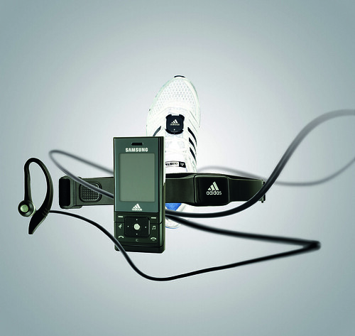 Telefoon, MP3 én personal trainer in één toestel