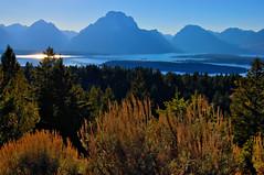 Jackson Lake from Signal Mountain (Fort Photo) Tags: lake mountains nature sunshine landscape nationalpark nikon d70 nps lotr wyoming teton tetons wy grandtetonnationalpark jacksonlake signalmountain supershot specland abigfave platinumphoto impressedbeauty megashot