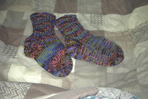 warm woolies socks