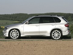 Hartge Body Kit for E70 BMW X5 5