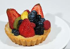 Fruit Tart (Magda'70) Tags: food fruits cake closeup fruit dessert nikon sweet delicious f22 tart 2008 fruittart d300 200mm 160sec ysplix zymon